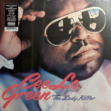 Cee-Lo Green - The Lady Killer - LP Colored Vinyl