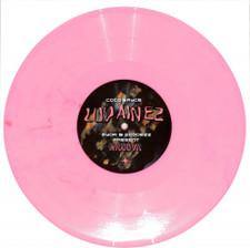 """Coco Bryce - Luv Ain EZ - 10"""" Colored Vinyl"""
