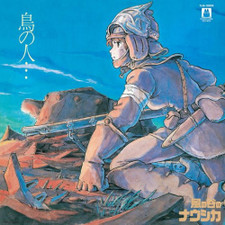 Joe Hisaishi - Nausicaa Of The Valley Of Wind: Image Album - LP Vinyl