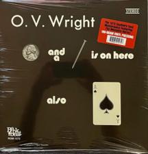 O.V. Wright - A Nickel & A Nail & The Ace Of Spades - LP Vinyl
