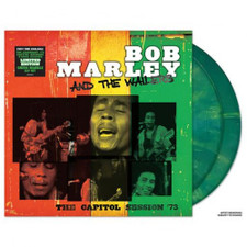 Bob Marley & The Wailers - The Capitol Session '73 - 2x LP Colored Vinyl