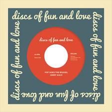 "Jimmy Mack - Pop Goes The Weasel - 7"" Vinyl"