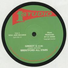 "Brentford All Stars / Dub Specialist - Greedy G / Granny Scratch - 12"" Vinyl"
