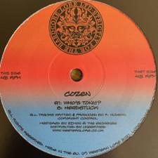"""Cozen - Who's Tony? / Headstuck - 12"""" Vinyl"""