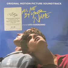 Various Artists - Call Me By Your Name (Original Motion Picture Soundtrack) - 2x LP Colored Vinyl