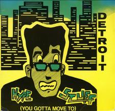 Various Artists - Hype Stuff (You Gotta Move To) - LP Vinyl