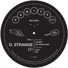 """D. Strange - s/t Ep - 12"""" Vinyl"""