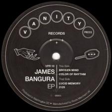 """James Bangura - s/t Ep - 12"""" Vinyl"""
