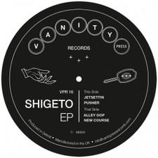"""Shigeto - s/t Ep - 12"""" Vinyl"""