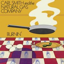 Carl Smith & The Natural Gas Company - Burnin' - 2x LP Vinyl