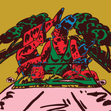 "FRNT BZNZZ - Handsigns / Parks - 7"" Colored Vinyl"
