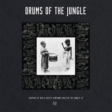 Various Artists - Drums Of The Jungle - LP Vinyl