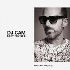 DJ Cam - Lost Found 2 - LP Colored Vinyl