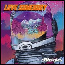 "The Allergies - Love Somebody - 7"" Vinyl"