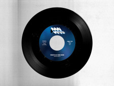"""Morris Mobley - What's On Your Mind - 7"""" Vinyl"""
