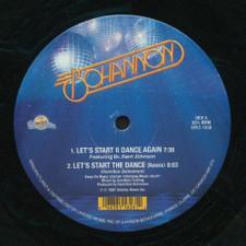 """Bohannon - Let's Start The Dance - 12"""" Colored Vinyl"""