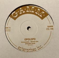 """Opolopo - GAMM Tweaks - 12"""" Vinyl"""