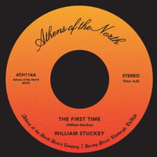 """William Stuckey - The First Time - 7"""" Vinyl"""