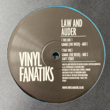 """Law And Auder - Gimme (The Weed) - 12"""" Vinyl"""