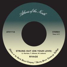 """Rivage - Strung Out (On Your Love) - 7"""" Vinyl"""