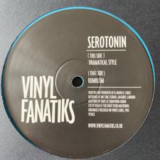 "Serotonin - Dramatical Style / Rumblism - 12"" Vinyl"