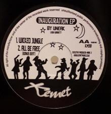 "Uneak - Inauguration Ep - 12"" Vinyl"