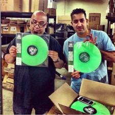 Beat Junkies x Serati - 20 Yr Anniversary - LP Vinyl