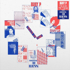 """Busy P - Track Of Time - 2x 12"""" Vinyl"""