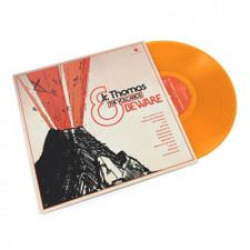 Jr. Thomas & The Volcanos - Beware - LP Colored Vinyl