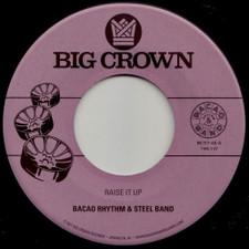 "Bacao Rhythm & Steel Band - Raise It Up / Space - 7"" Vinyl"