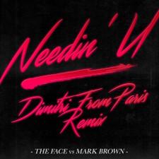 "The Face - Needin' U (Dimitri From Paris Remix) - 12"" Colored Vinyl"