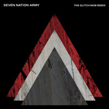"The White Stripes - Seven Nation Army (The Glitch Mob Remix) - 7"" Vinyl"