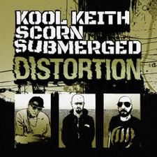 "Kool Keith + Scorn + Submerged - Distortion - 12"" Vinyl"