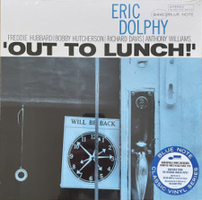 Eric Dolphy - Out To Lunch! - LP Vinyl