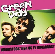 Green Day - Woodstock 1994 US TV Broadcast - LP Vinyl