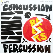 J-Zone - Concussion Percussion - LP Vinyl