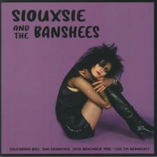 Siouxsie & The Banshees - California Hall, SF, 26th November 1980 - LP Vinyl