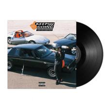 Larry June & Harry Fraud - Keep Going - LP Vinyl