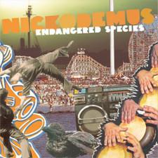 """Nickodemus - Endangered Species - LP Vinyl+7"""""""