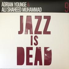 Adrian Younge & Ali Shaheed Muhammad - Jazz Is Dead 9 (Instrumentals) - 2x LP Vinyl