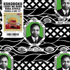 "Kokoroko - Carry Me Home / Baba Ayoola - 12"" Vinyl"