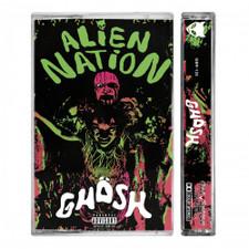 Ghösh - Alien Nation - Cassette