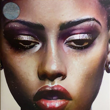 Rochelle Jordan - Play With The Changes - LP Clear Vinyl