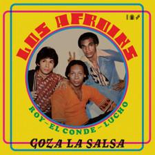 Los Afroins - Goza La Salsa - LP Vinyl