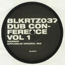 "Appleblim - Dub Conference Vol. 1 - 2x 12"" Vinyl"