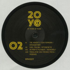 """Various Artists - 20 Y EPM Ep 02 - 12"""" Vinyl"""
