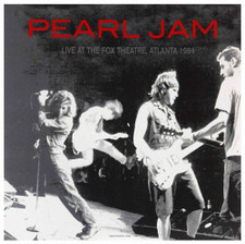 Pearl Jam - Live At The Fox Theare, Atlanta 1994 - LP Colored Vinyl