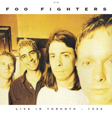 Foo Fighters - Live In Toronto 1996 - LP Colored Vinyl