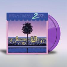 Various Artists - Pacific Breeze 2: Japanese City Pop, AOR & Boogie 1972-1986 - 2x LP Colored Vinyl