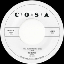 """The Revues - Take Me For A Little While - 7"""" Vinyl"""